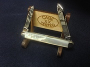 Case XX 1940-64 8271 Pearl Dovetail Pen