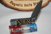 Garret Finny Knife on Display