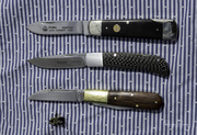 My 3 Favorite Pocket Knives