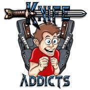 Knife Addicts Logo