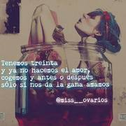 Miss Ovarios treintones