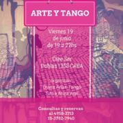 ARTE Y TANGO