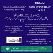 """UNLaM – Sede de Posgrado - C.A.B.A""""Espacio de Arte Perez Celis"""" Moreno 1623 – Planta Baja (2)"""