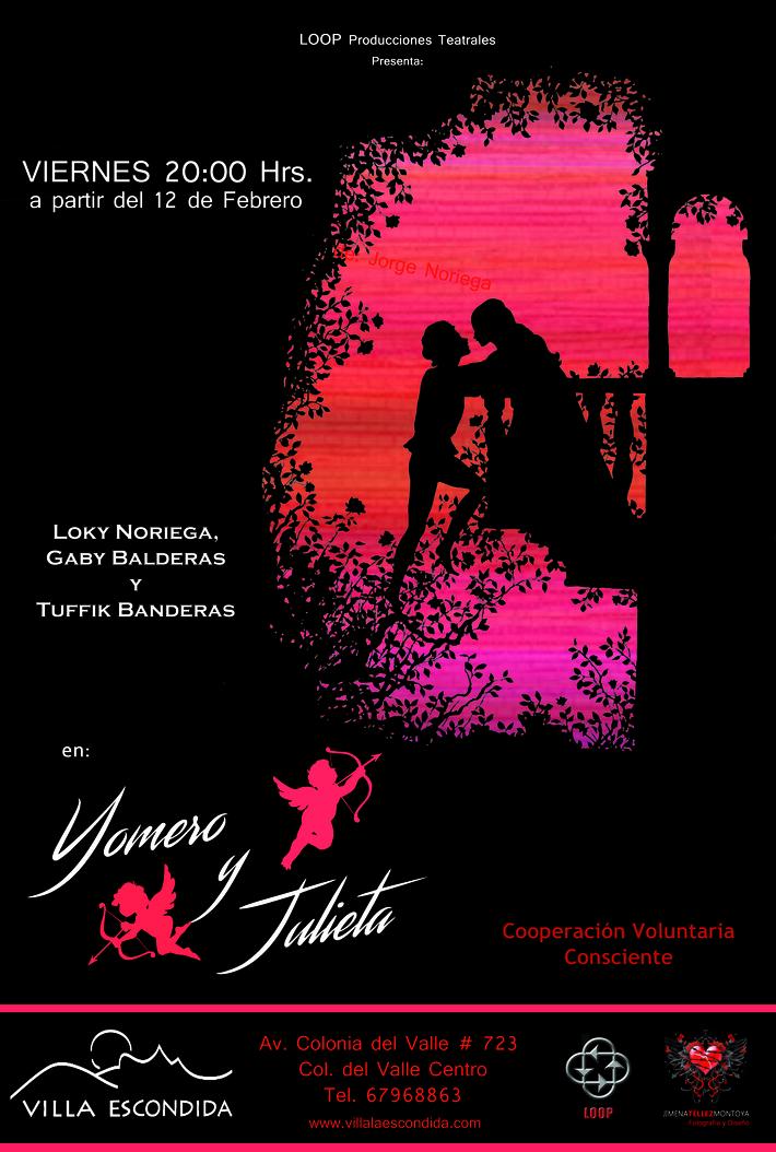 """Yomero y Julieta"""