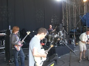Soundcheck Barcelona 2008