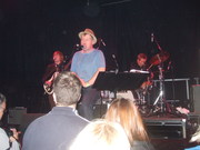 Edwyn Collins on tour 4 Nov 2010