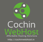 Cochin Web Host Logo