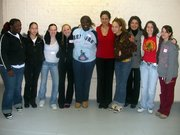 One of our first workshops in 2007