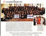 Latina A.R.M.Y. Wins Contest - How can you change the world?