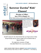 Free Family Fitness Fun