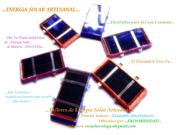 ...Talleres de Educaxion En Enegia Solar...*...