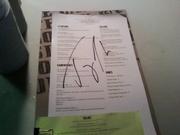 Signed ORE Menu