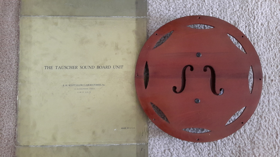 Original Tauscher Sound Board