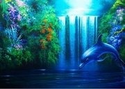 Waterfall_Dolphin