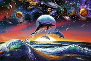 THIS IS CALLED DOLPHINS PLANET