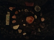 Seed crystals and initiation stones