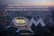 olympic stadium stratford om