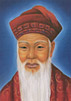LaiTsi the founder of taoism and a sahaji master who is at the temple of Ahrit saguna lok
