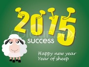 2015-year-of-sheep happy new year
