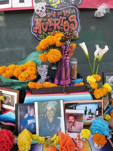 Echo Park Dia De Los Muertos