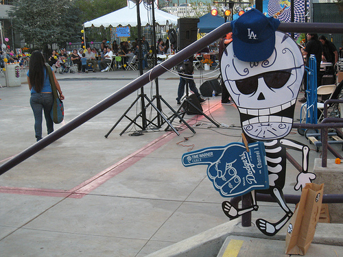 Echo Park Dia De Los Muertos El Centrol Del Pueblo