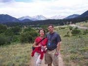 Frank & Kerry in Denver