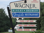 Finger Lakes area brewery