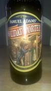 sam adams holiday porter