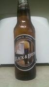 saam adams black & brew