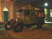 One of the first Sunner delivery trucks