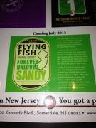 Flying Fish Brewing Co., Somerdale, NJ.
