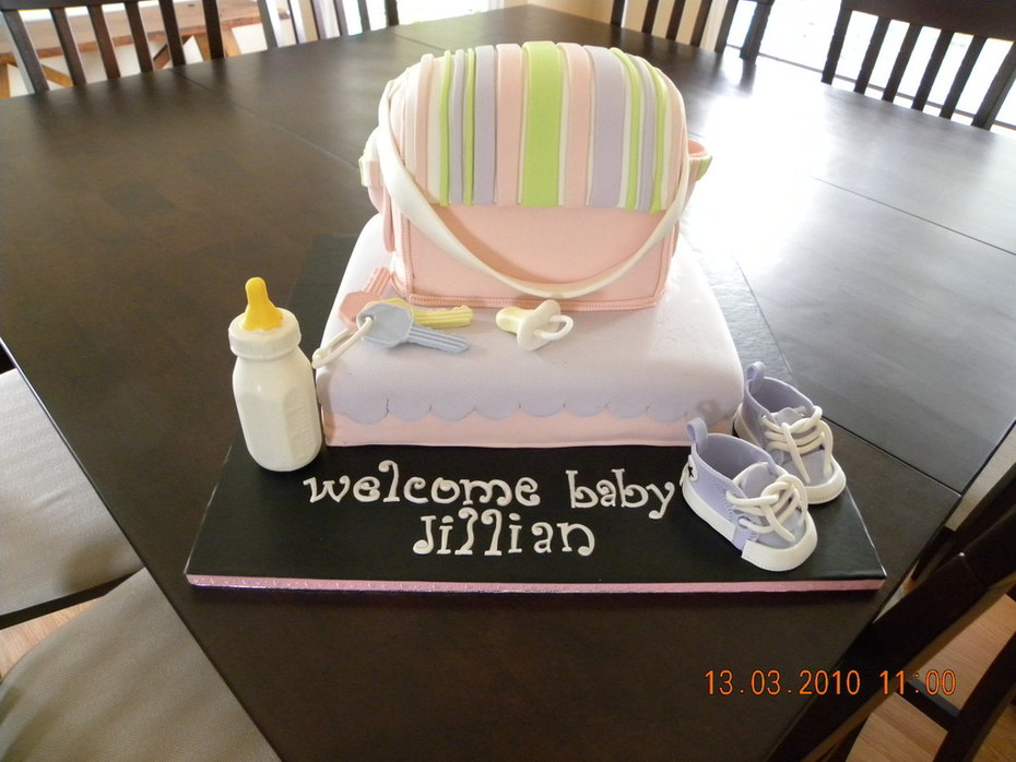 Baby Shower contest entry