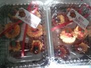 thanksgiving minicupcakes