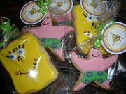 Spongebob and Patrick Cookie