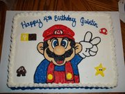 Super Mario Bros., Mario