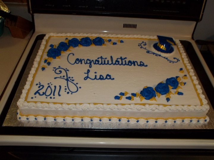 Graduation 2011 side view