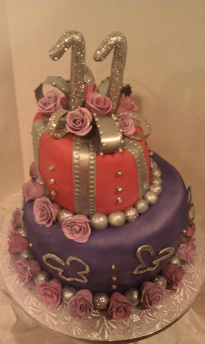 Brooklyn's 11th Birthday Cake - 922F
