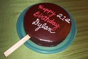 Dilly Bar Cake