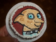 harry potter cakes 004
