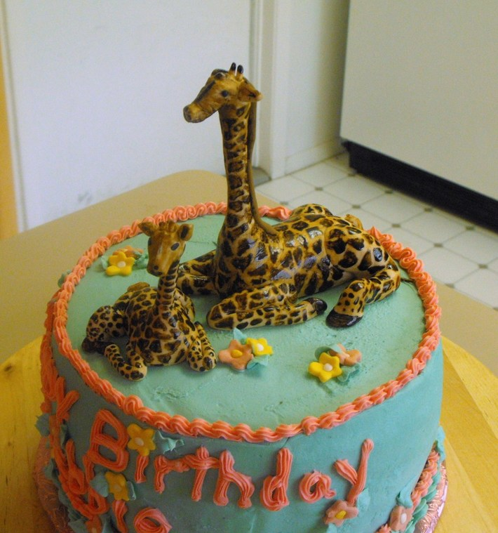 Giraffe Cake 0610