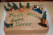 Men's Game Dinner