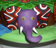 Tinga Tinga Tales Elephant