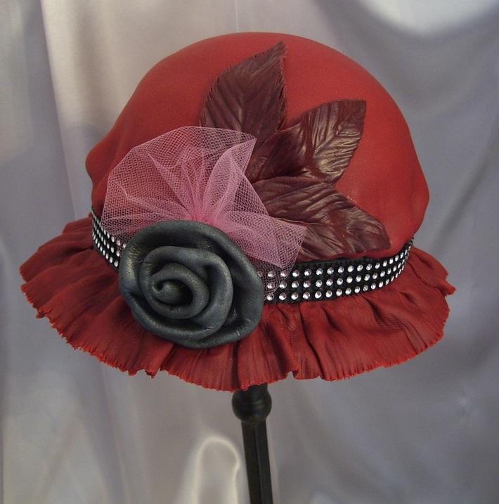 Downton Abbey Period Hat - 122F