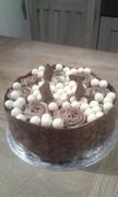 very chocolatey chocolate mud cake