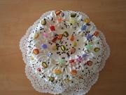 This was my birthday cake on Saturday:)1