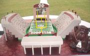 Mississippi State Groom's Cake - 407F