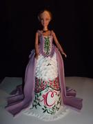 Fondant Fetish - Barbie Cake
