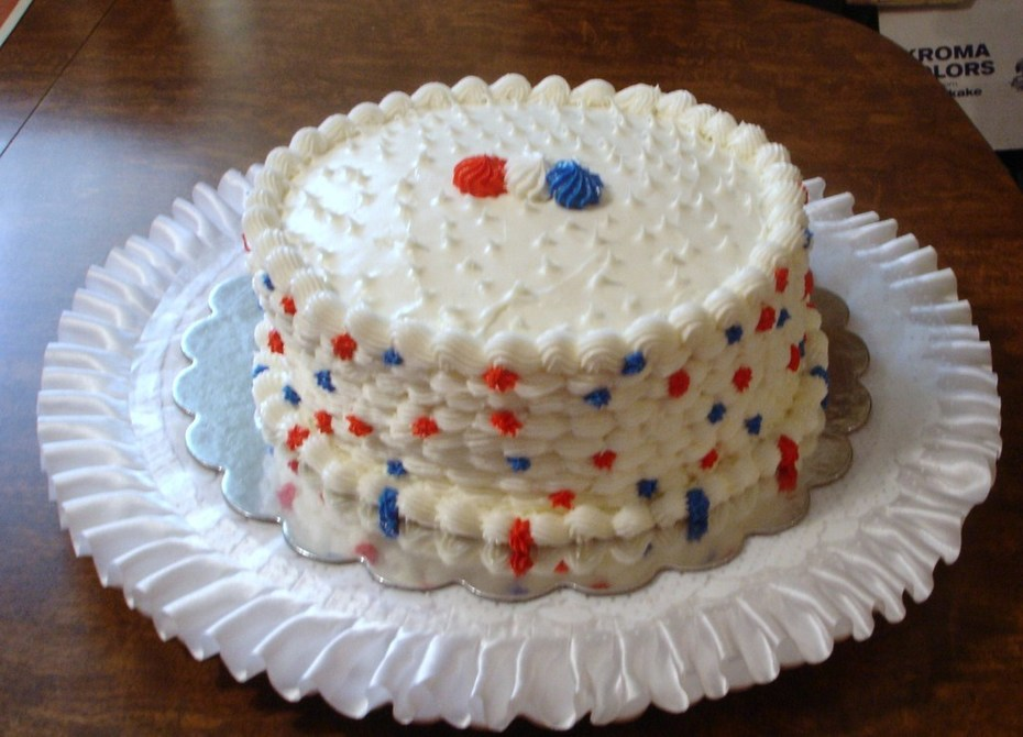 4th of July Cake 004