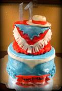 Southside Dixie Belles cake