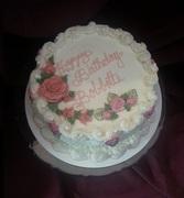 Bobbette's birthday cake